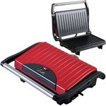 LIFE Scarlet Τοστιέρα με grill πλάκες 700W — 19.9€ Photo Emporiki