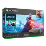 Microsoft Xbox One X 1TB Gold Rush Special Edition & Battlefield V Deluxe Edition — 323€ Photo Emporiki