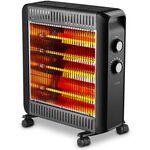 LIFE COZY Ηλεκτρική θερμάστρα χαλαζία 2200W — 39.9€ Photo Emporiki