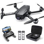 Holy Stone HS720E 4K EIS (Electric Image Stabilization) Drone With UHD Camera 2 Batteries and Case — 375€ Photo Emporiki