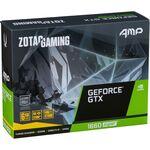 Zotac GTX 1660 Super AMP 6GB — 599€ Photo Emporiki
