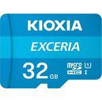 Kioxia EXCERIA microSDHC 32GB U1 with Adapter — 5.1€ Photo Emporiki