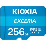 Kioxia EXCERIA microSDXC 256GB U1 with Adapter — 48€ Photo Emporiki