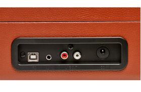 Denver VPL-120 BROWN Φορητό USB Πικάπ — 56€ Photo Emporiki