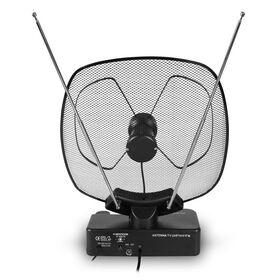 Sonora ANT-300 Εσωτερική κεραία TV με ενισχυτή έως 36dB — 15.9€ Photo Emporiki