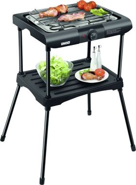 Unold 58550 Black Rack Barbecue Grill — 49.5€ Photo Emporiki